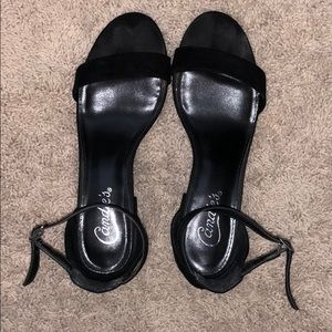 9b94995ab6e Candie s Shoes - KOHLS block heels - size 7